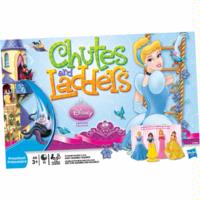 CHUTES AND LADDERS Disney Princess Edition