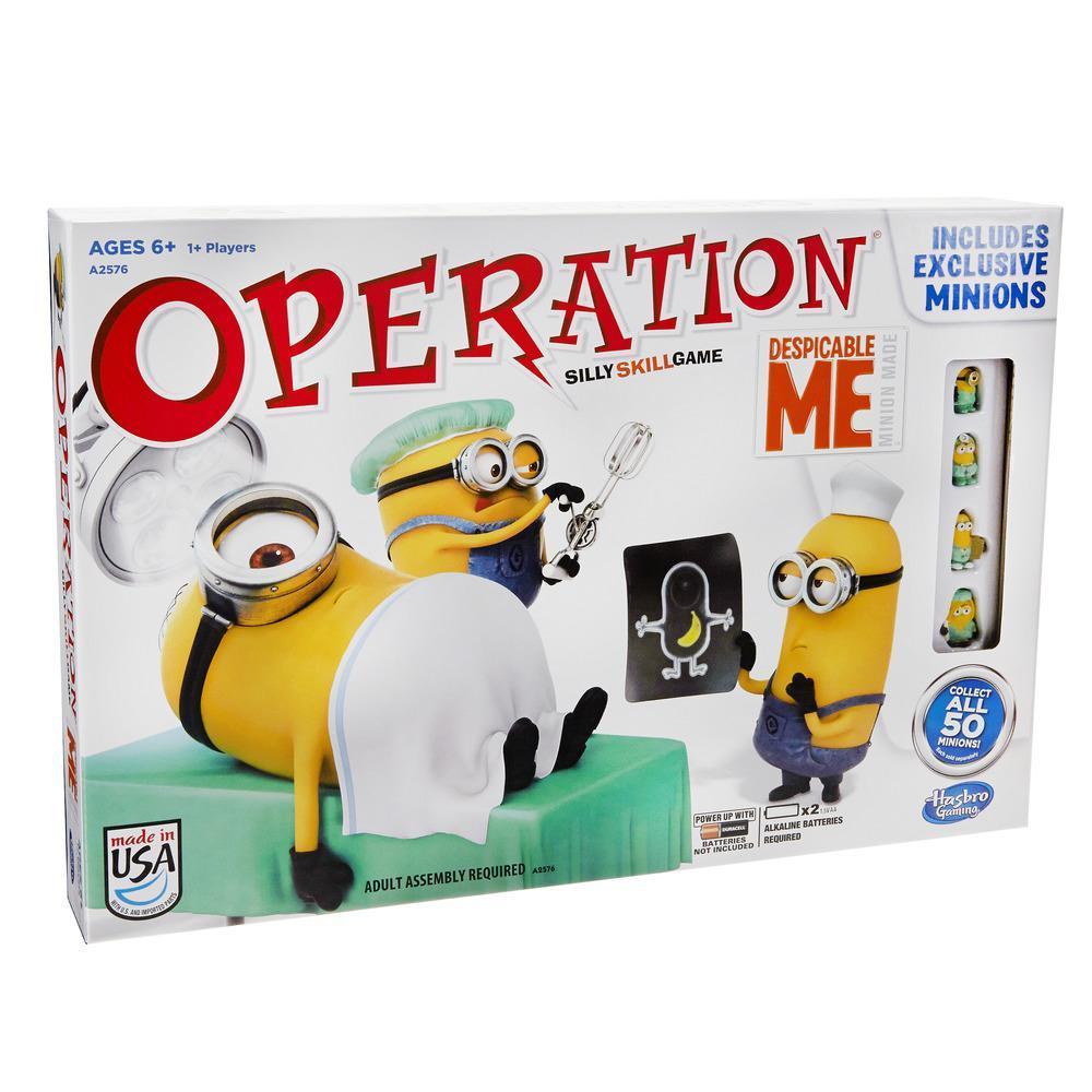 Игра операция 2