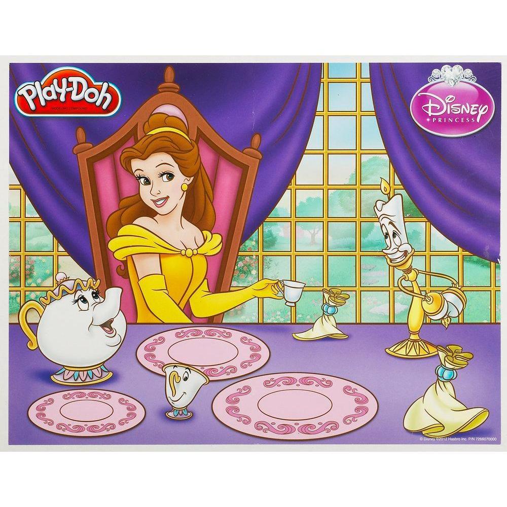 Disney Princess Sparkle Play Doh Play-doh Disney Princess Role