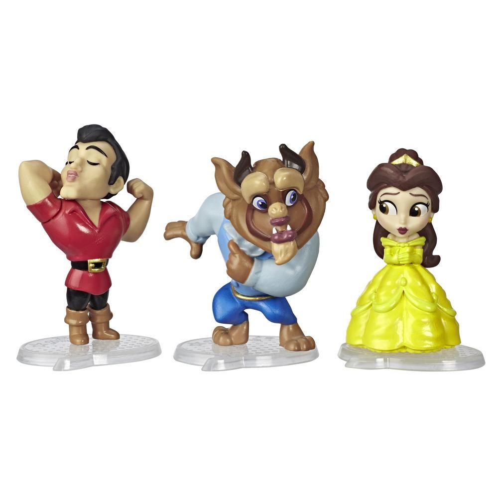 Disney Princess Comics Dolls, Belle's Story Moments Life's Treasures with Beast and Gaston
