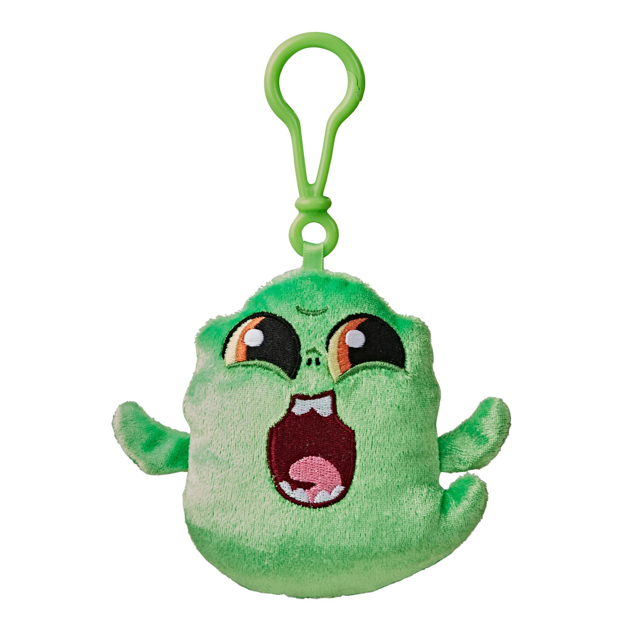 Ghostbusters Paranormal Plushies Slimer Stuffed Ghost Cuddly Soft Toy for Kids Ages 4 and Up Naptime Snuggle Time Plush
