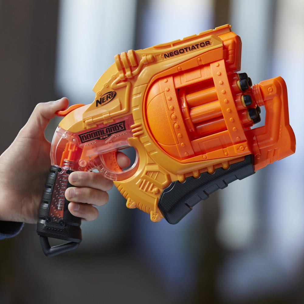 Nerf Doomlands 2169 Negotiator Blaster