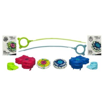 BEYBLADE: METAL FURY Battle Top Faceoff Assortment