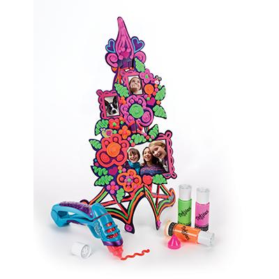 DohVinci Flower Tower Picture Frame Kit