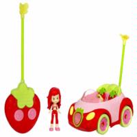 STRAWBERRY SHORTCAKE Berry Cruiser Remote Control Vehicle