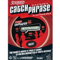 SCRABBLE Electronic CATCHPHRASE Game