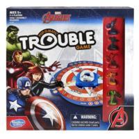 Marvel Avengers in Trouble
