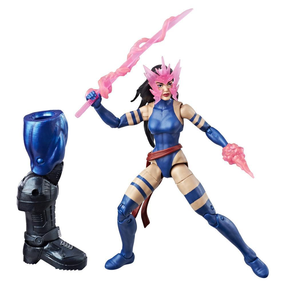 Marvel X-Men 6-inch Legends Series Psylocke