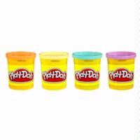 PLAY-DOH 4 More  Colours & Classic Colours Assortment