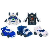 TRANSFORMERS BOT SHOTS Battle Game 5-Pack Assortment