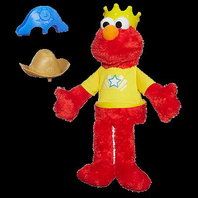 Playskool Sesame Street Let's Imagine Elmo Toy