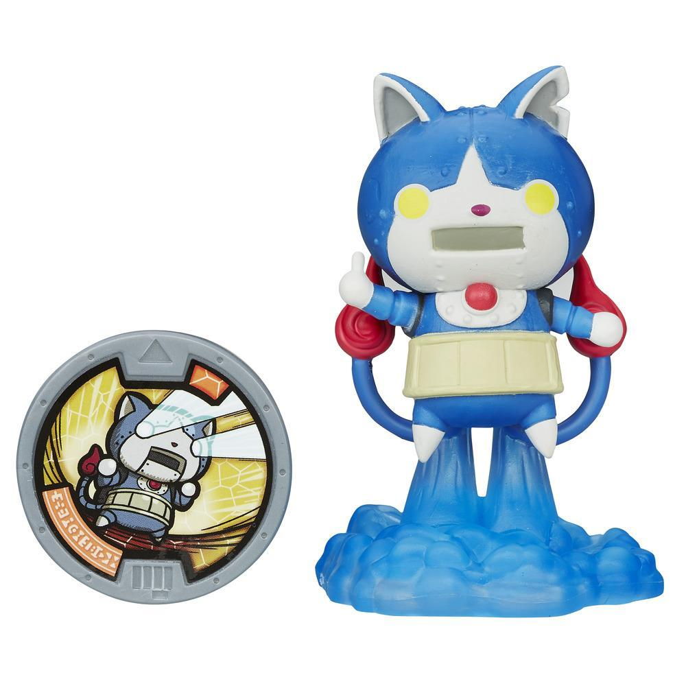 Yo kai watch medal moments robonyan yokai for Decoration yo kai watch