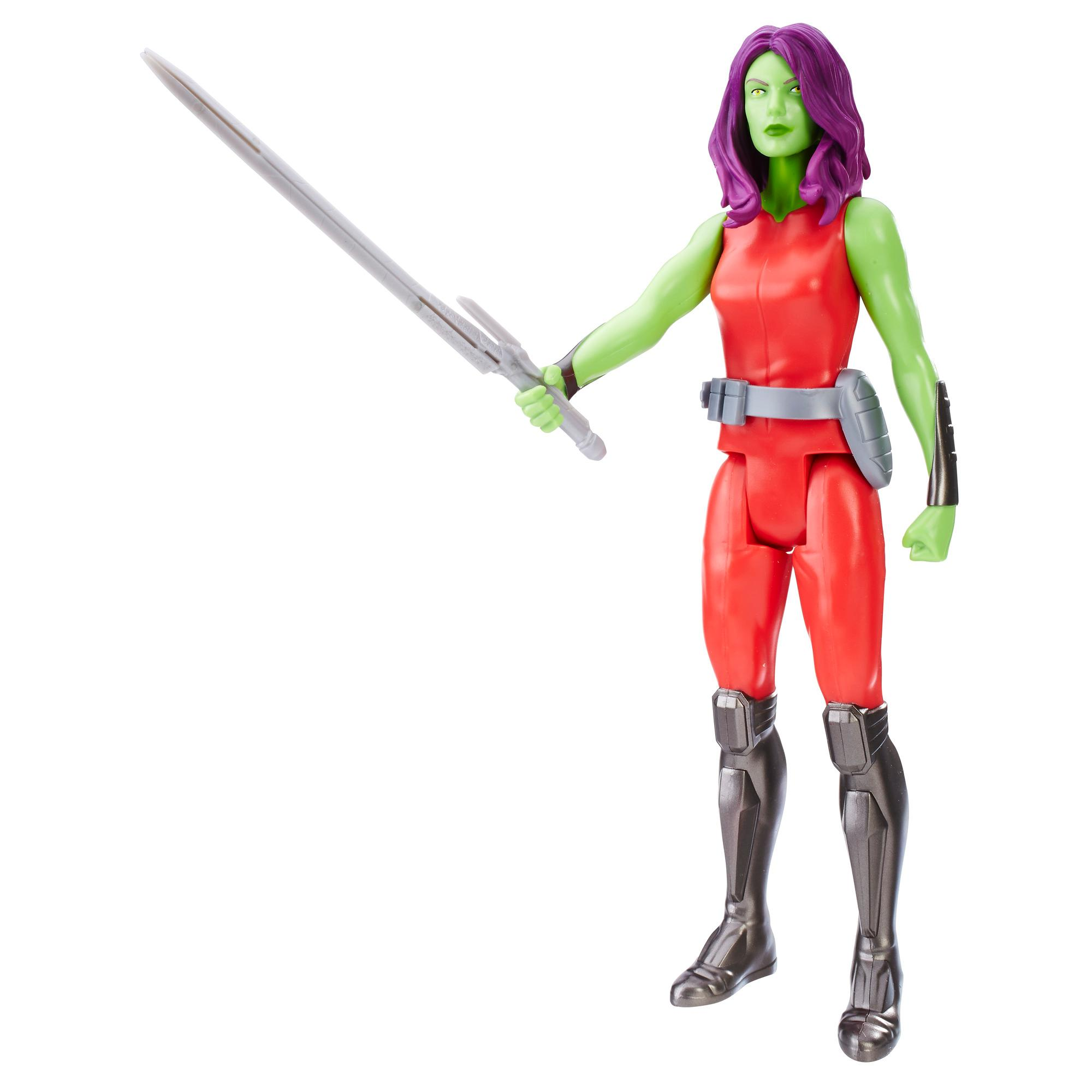 Marvel Guardians of the Galaxy Titan Hero Series: Gamora