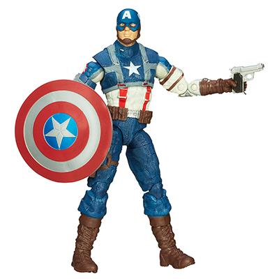 Captain America Marvel Legends WW2 Captain America Figure