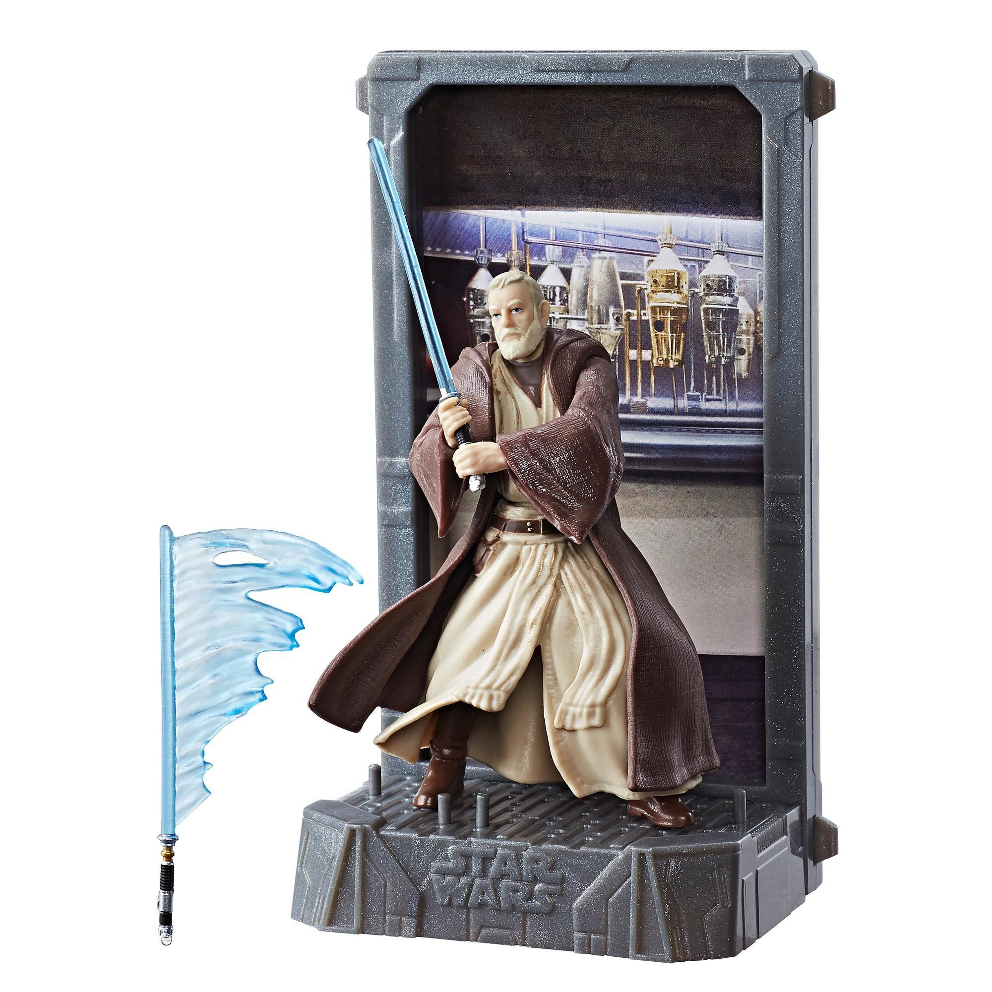 Star Wars Black Series Titanium Series Obi-Wan Kenobi