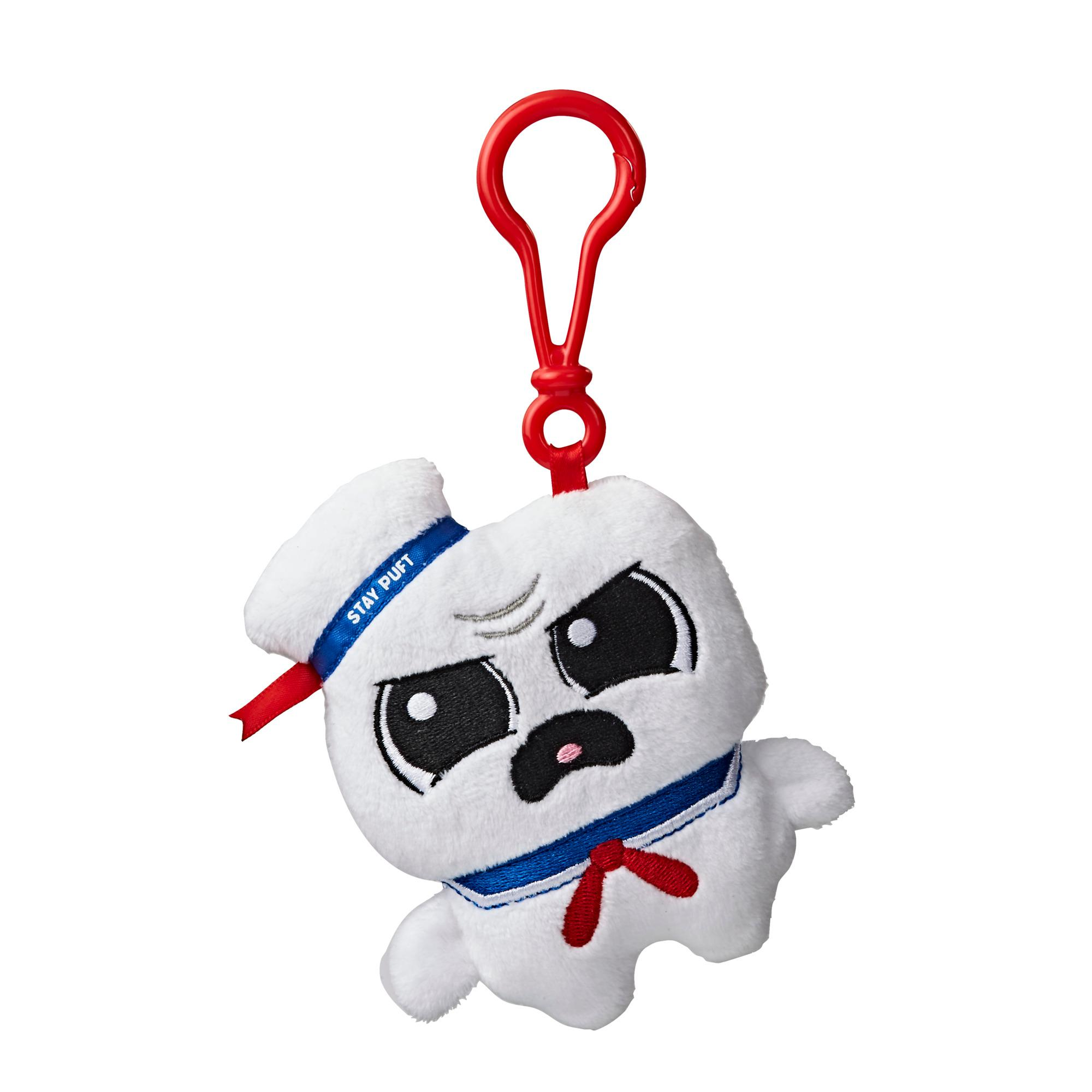 Ghostbusters Paranormal Plushies Stay Puft Marshmallow Man Stuffed Ghost Cuddly Soft Toy for Naptime Snuggle Time Plush