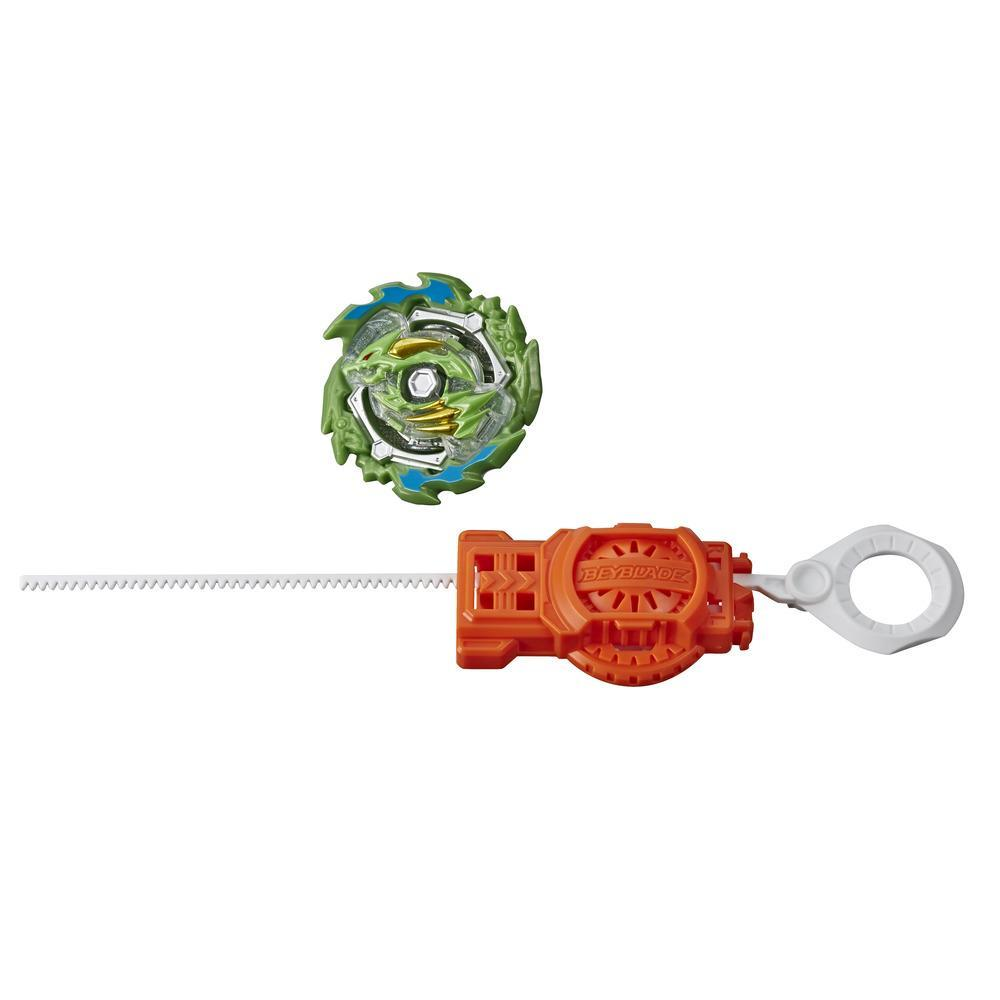 Beyblade Burst Rise Hypersphere Ace Dragon D5 Starter Pack -- Battling Top Toy and Right/Left-Spin Launcher