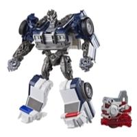 Transformers: Bumblebee -- Energon Igniters Nitro Series Barricade