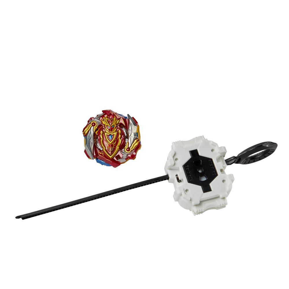 Beyblade Burst Pro Series Cho-Z Achilles Spinning Top Starter Pack -- Battling Game Top with Launcher Toy