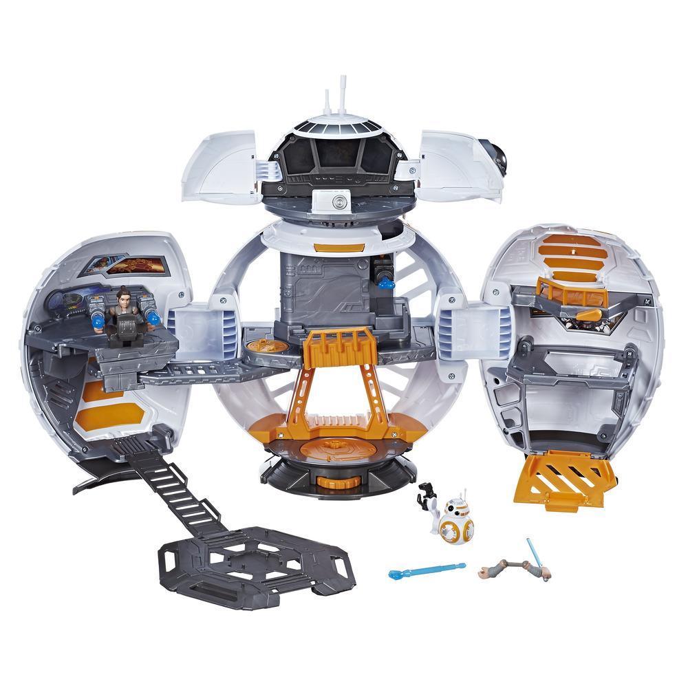 Star Wars Galactic Heroes BB-8 Adventure Base