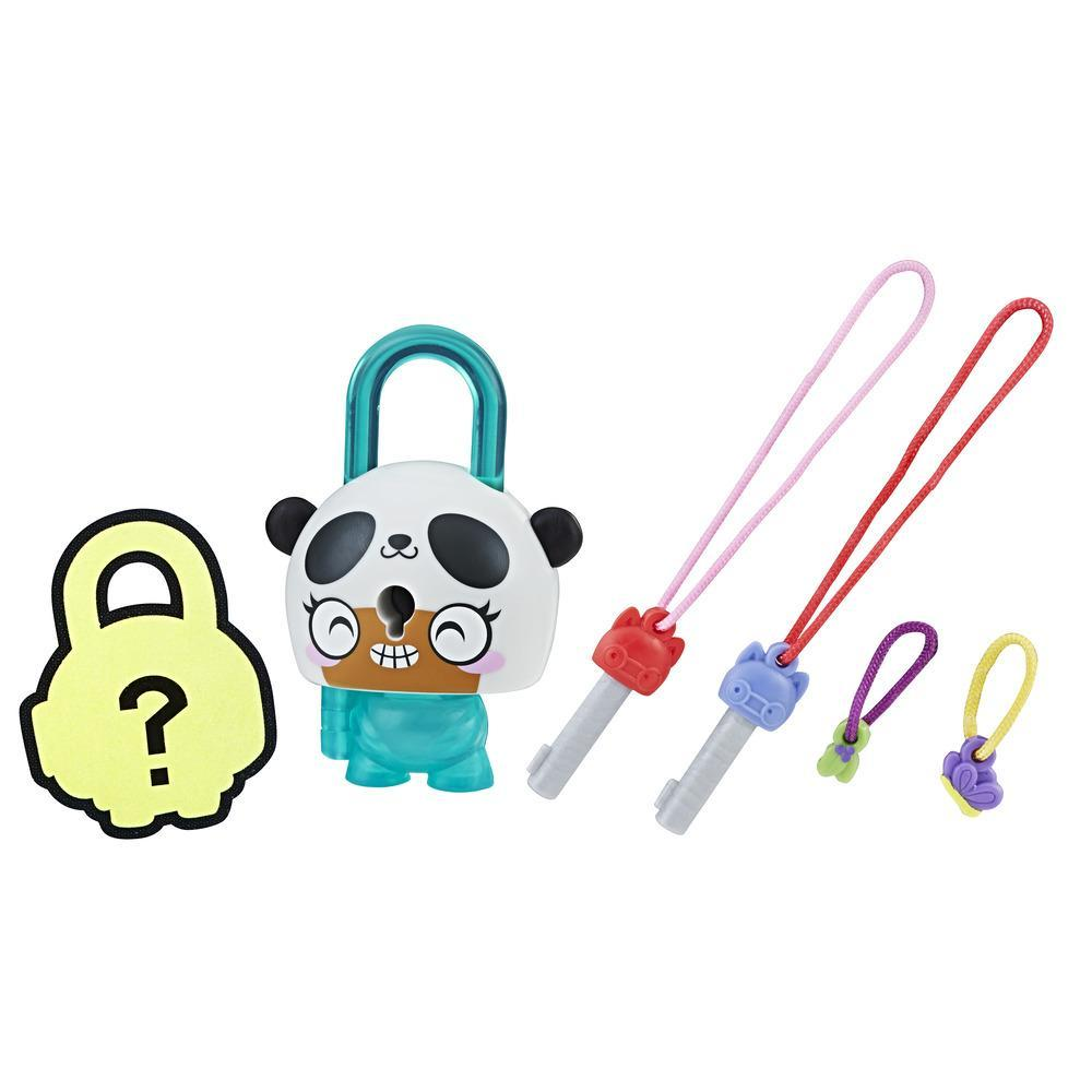 Lock Stars Basic Assortment Panda–Series 2 (Product may vary)