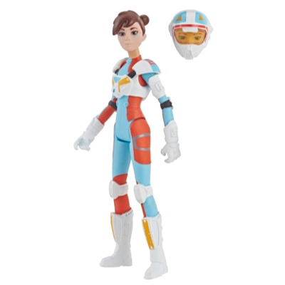 Star Wars Star Wars: Resistance Animated Series 3.75-inch Torra Doza Figure