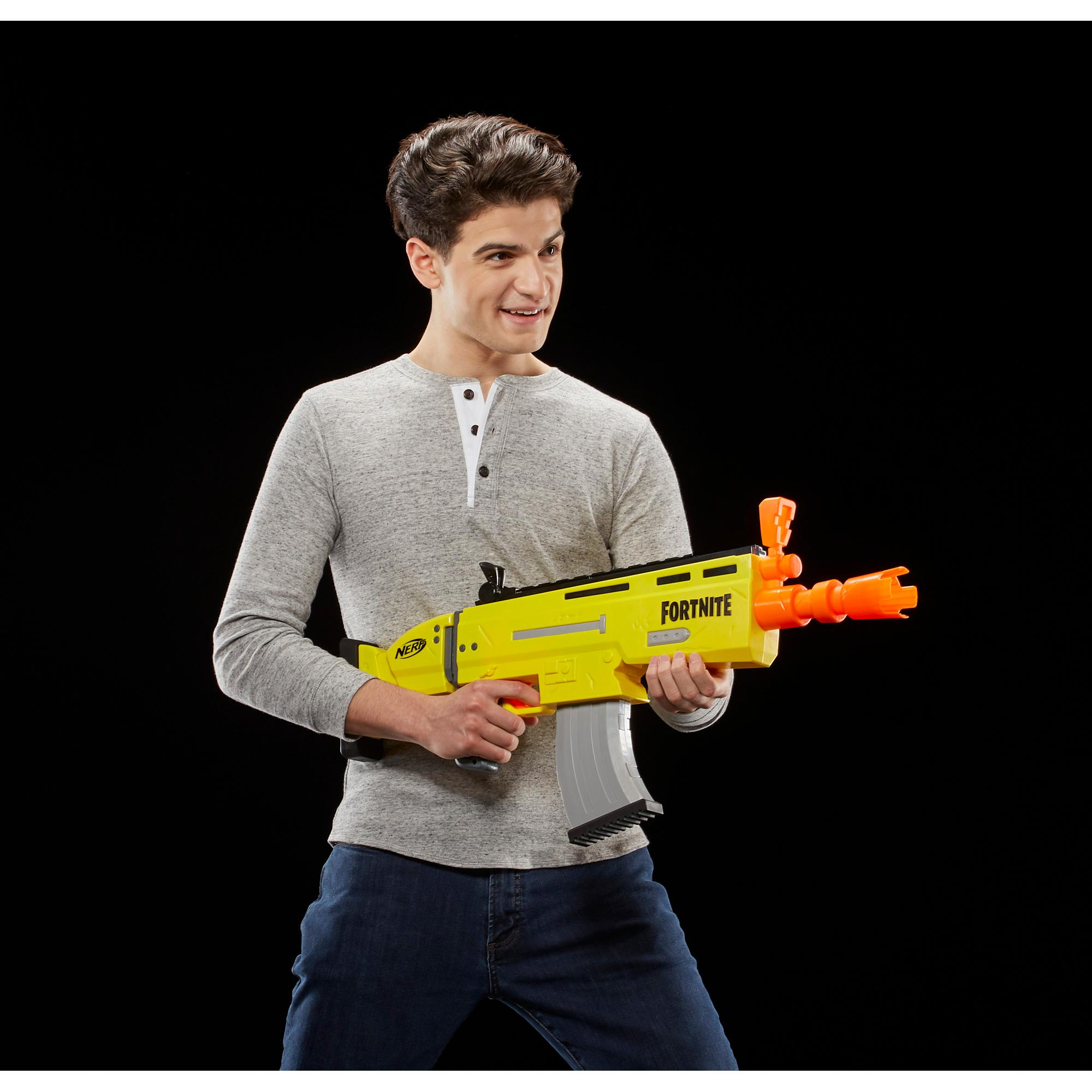 Fortnite AR-L Nerf Elite Dart Blaster