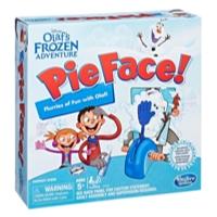 Pie Face: Disney Olaf's Frozen Edition