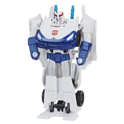 Transformers Cyberverse Action Attackers: 1-Step Changer Prowl Action Figure Toy Product