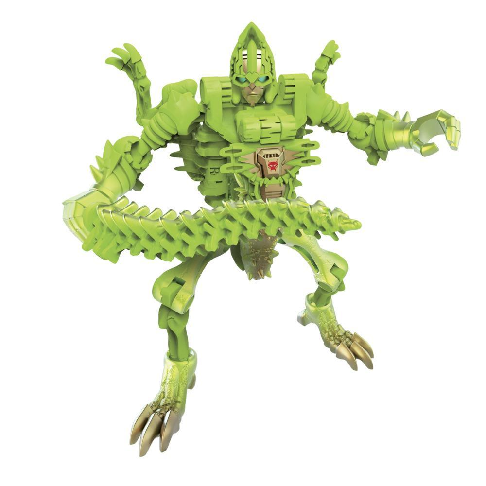 Transformers Toys Generations War for Cybertron: Kingdom Core Class WFC-K22 Dracodon Action Figure - 8 and Up, 3.5-inch