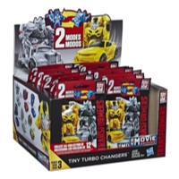 Transformers: Bumblebee -- Tiny Turbo Changers Series 3