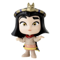 Netflix Super Monsters Cleo Graves Collectible 4-inch Figure