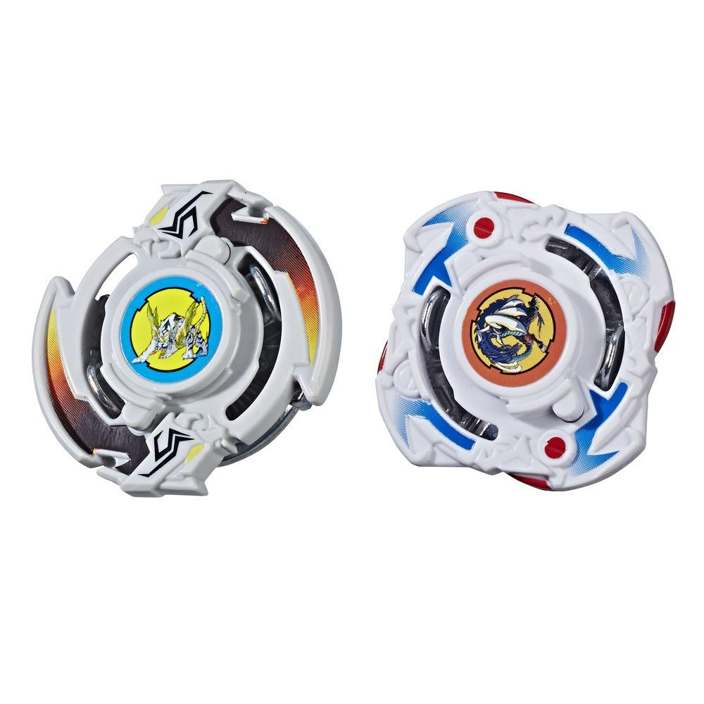 Beyblade Burst Evolution Dual Pack Driger S and Dragoon Fighter