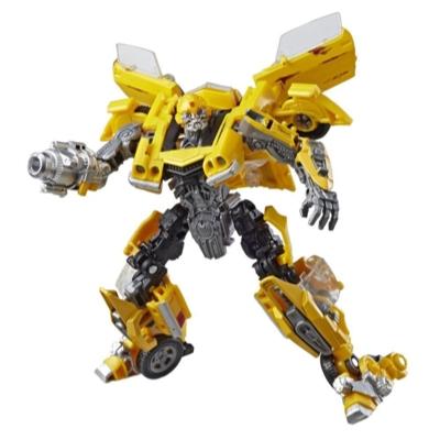 Transformers Studio Series 27 Deluxe Class Transformers Movie 1 Clunker Bumblebee Action Figure