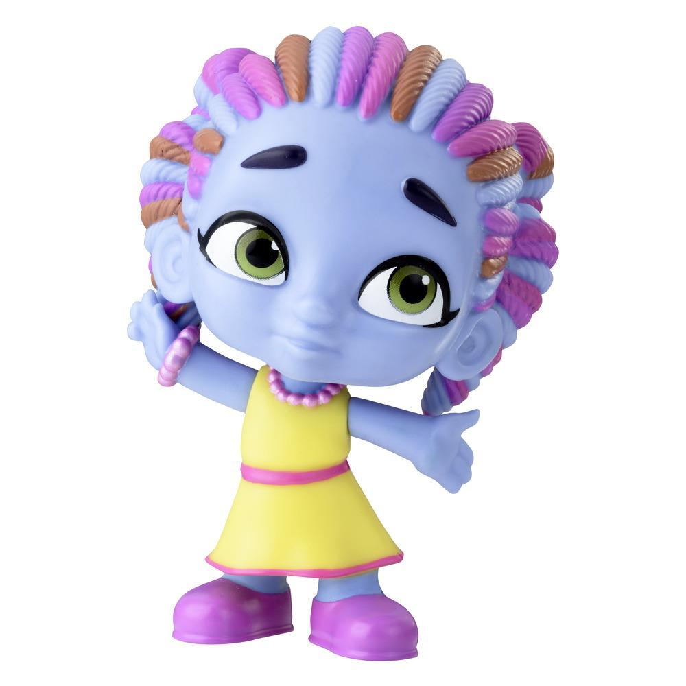 Netflix Super Monsters Zoe Walker Collectible 4-inch Figure