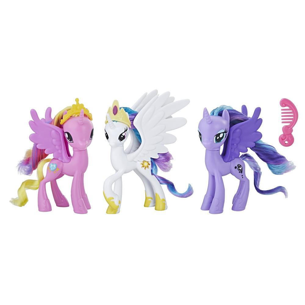 My Little Pony Royal Ponies of Equestria Figures