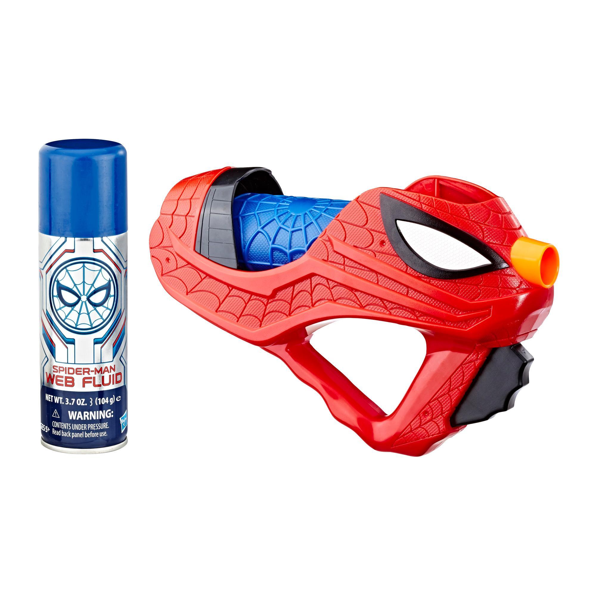Spider-Man: Far From Home Spider-Man Web Burst Blaster Toy