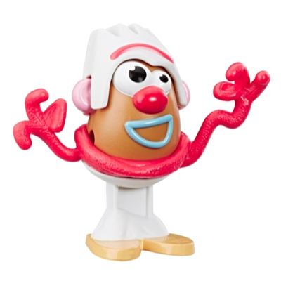 Mr. Potato Head Disney/Pixar Toy Story 4 Forky Mini Figure