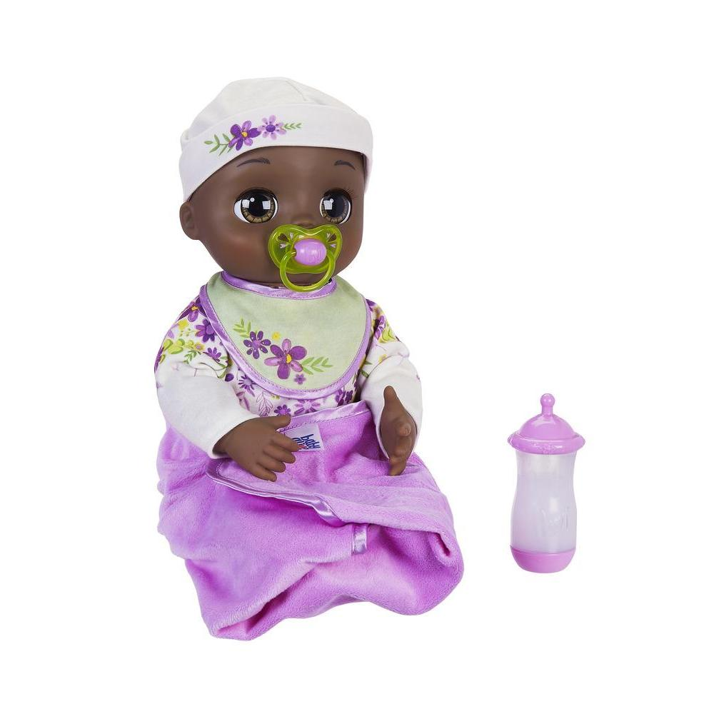 Baby Alive Real As Can Be Baby (Black Sculpted Hair)