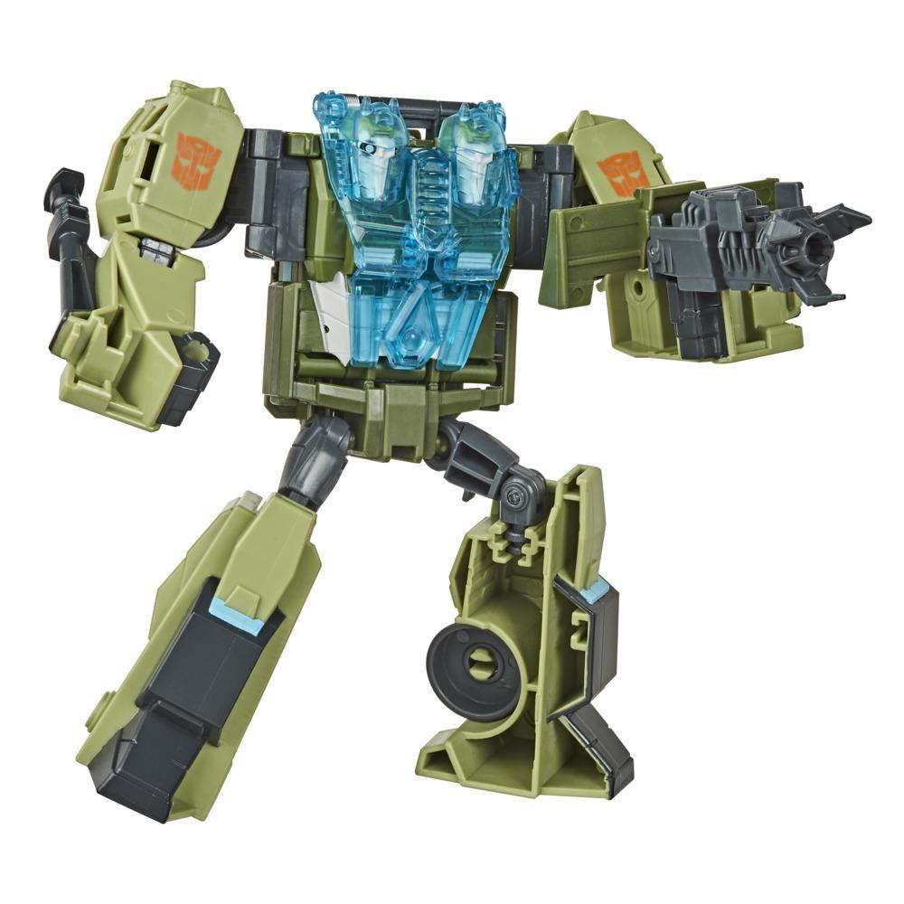 Transformers Toys Cyberverse Ultra Class RACK'N'RUIN Action Figure - Combines with Energon Armor to Power Up - For Kids Ages 6 and Up, 6.75-inch