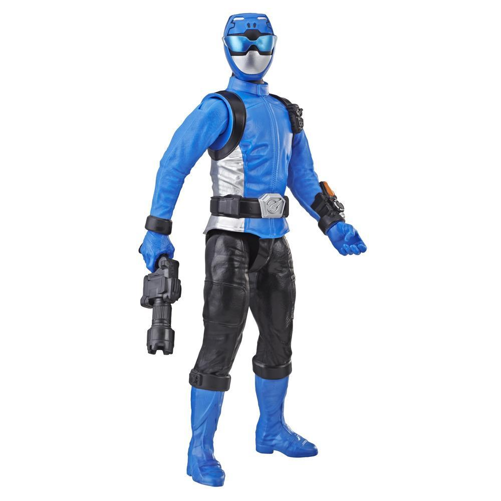 Power Rangers Beast Morphers Blue Ranger 12-inch Action Figure