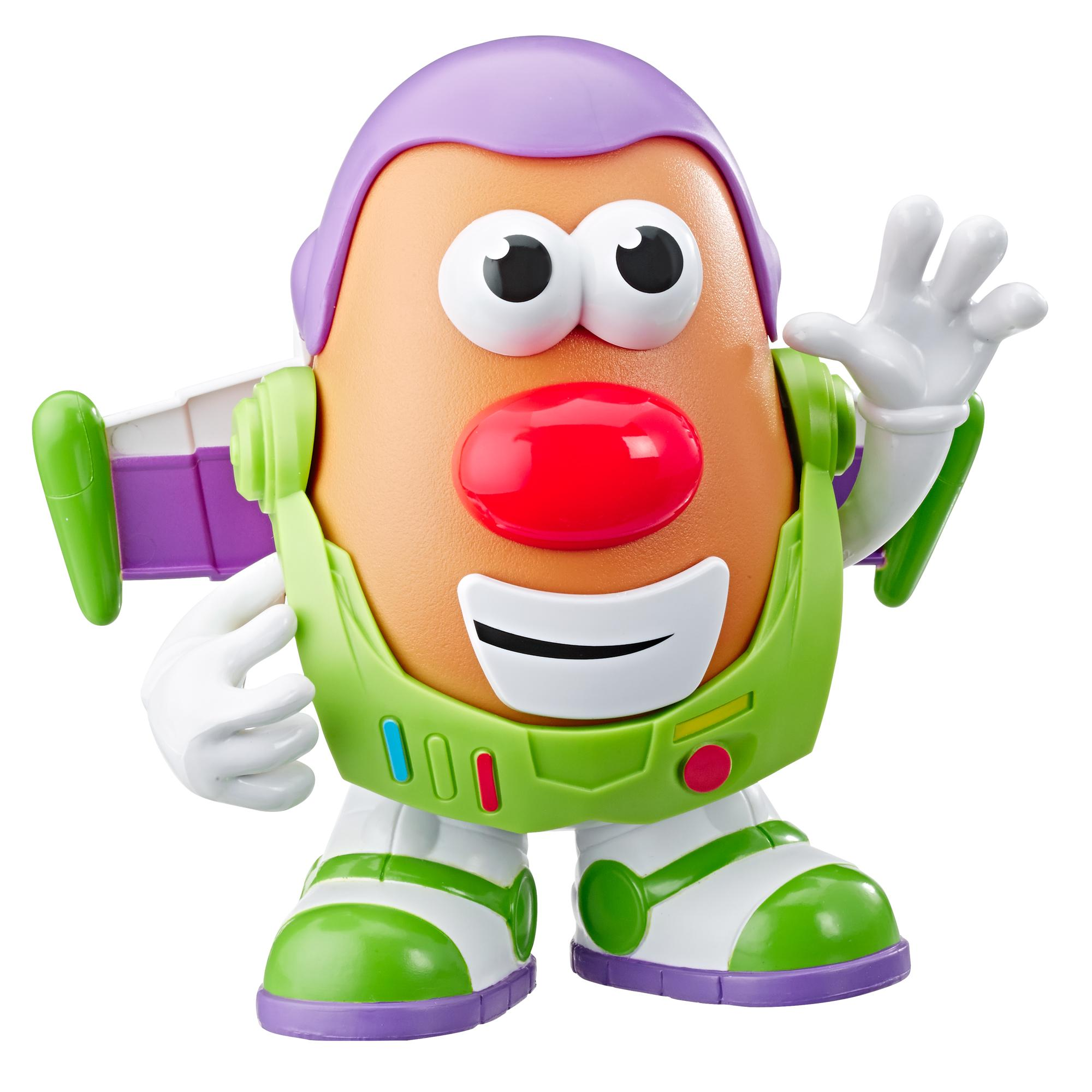 Mr. Potato Head Disney/Pixar Toy Story 4 Spud Lightyear Figure