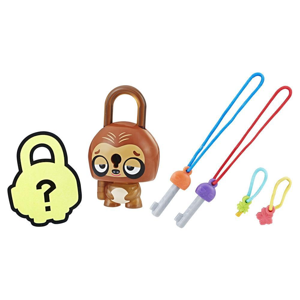 Lock Stars Basic Assortment Sloth–Series 2 (Product may vary)
