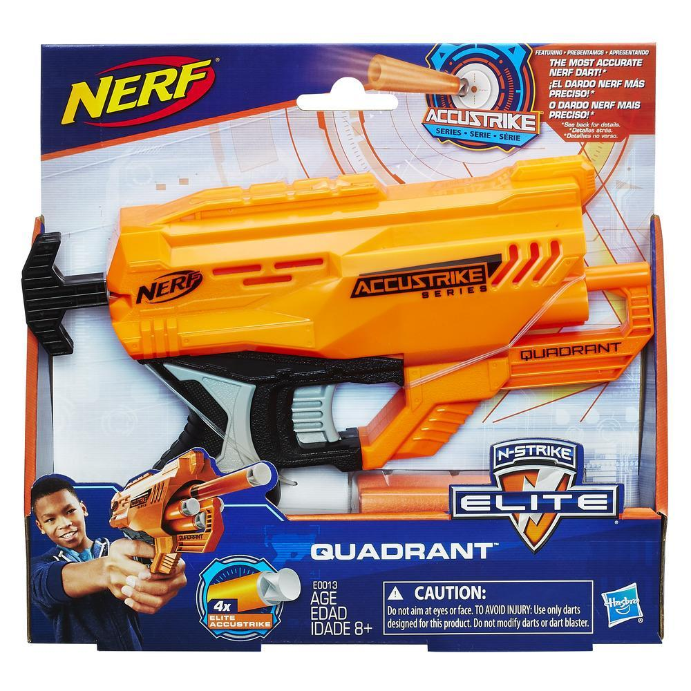Nerf N-Strike Elite Quadrant