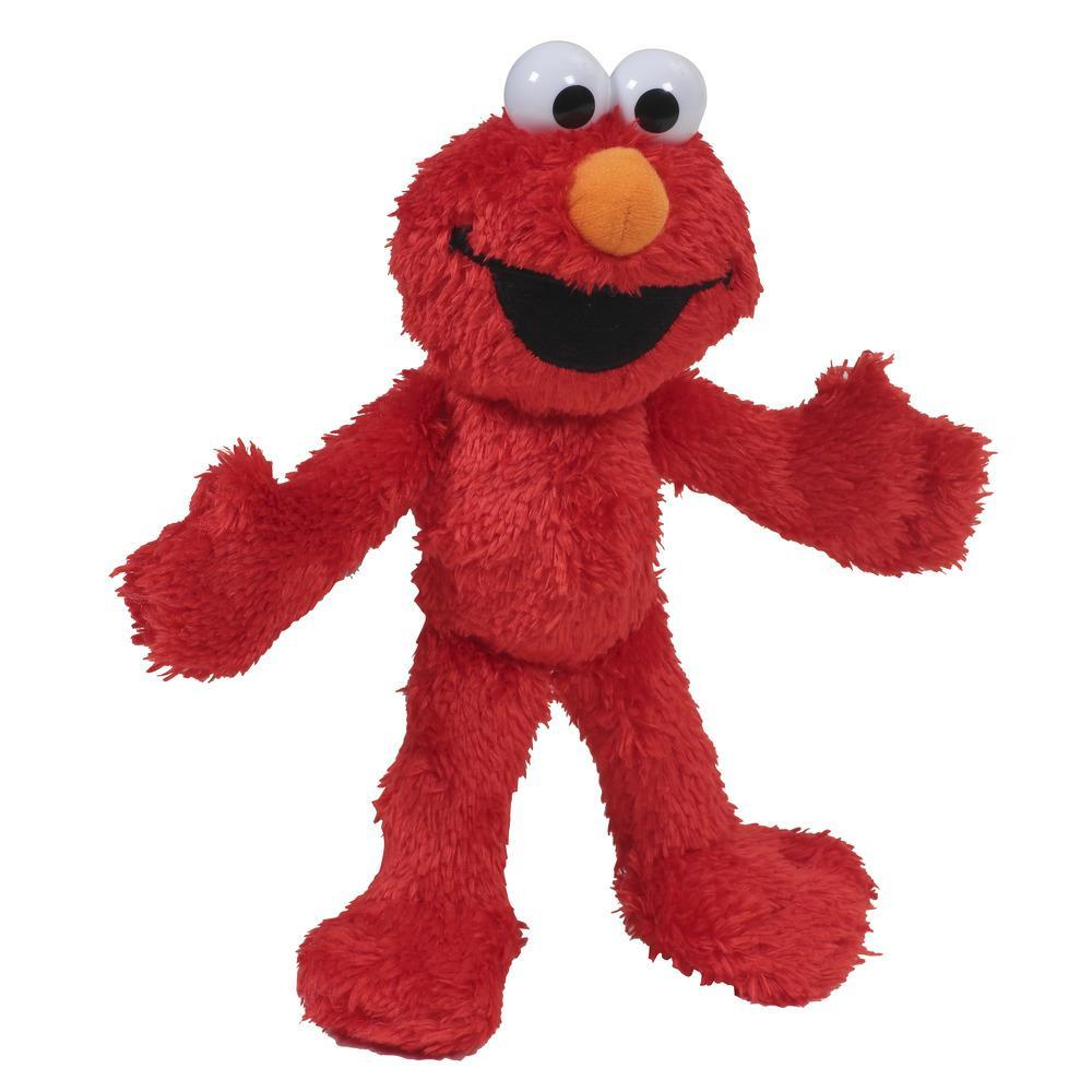 Sesame Street Pals Elmo Plush Toy