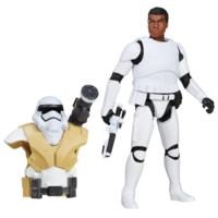 Star Wars: The Force Awakens 3.75 Inch Figure Desert Mission Armor Finn (FN-2187)