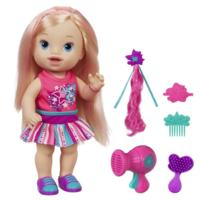 Baby Alive Play n Style Christina Doll Blonde