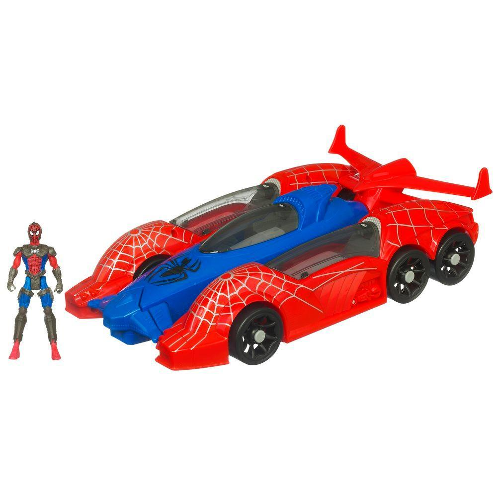 SPIDER-MAN All Mission Racer