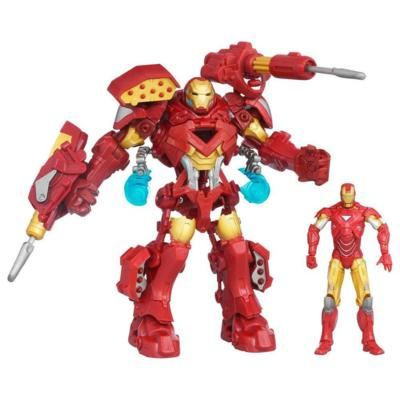 MARVEL THE AVENGERS STARK TEK MECH SUIT Assortment