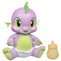 MY LITTLE PONY SO SOFT NEWBORN SPIKE THE DRAGON Doll